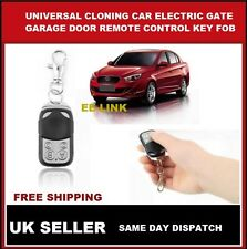 Universal Cloning Car Electric Gate Garage Remote Control Key Fob 433mhz Cloner