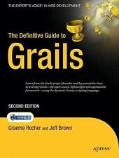 The Definitive Guide to Grails (Expert's Voice in Web Development)-ExLibrary