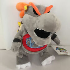 New Super Mario Bros. Plush Baby Dry Bowser Jr. Soft Toy Doll Teddy 7.5""