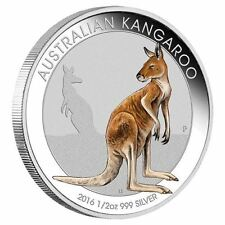 2016 Melbourne Money Expo, ANDA Special, 1/2oz Silver Proof Kangaroo, 1500 Only!