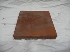 Antique Craftsman Style Fireplace Hearth Tiles - C. 1915 Architectural Salvage