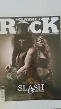CLASSIC ROCK Magazine. slash and Friends Fergie American Idol April 2010