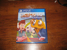 Octodad Deadliest Catch. Sony PS Vita. Brand New & Sealed. Limited Run Games #10