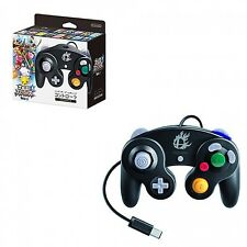 Official Nintendo Super Smash Bros Classic Gamecube Controller - BLACK