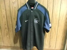 Georgetown Hoyas jersey Nike basketball warm up medium red tag