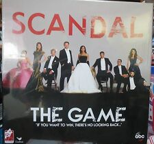 "SCANDAL - THE GAME-  ""IF YOU WANT TO WIN, THERE'S NO LOOKING BACK..."""