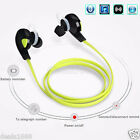 Bluetooth Wireless Stereo Handfree Headset Headphone Earphone Sport Generic Lot