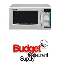 New Sharp Commercial  Microwave Oven  R-21LVF  (Same day shipping read ad)