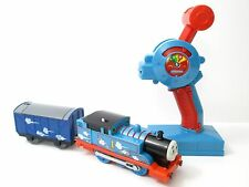 "EXCELLENT! REMOTE CONTROL ""3-SPEED THOMAS"" TRACKMASTER MOTORIZED RC TRAIN  K@@L!"