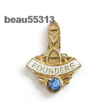 AMA 20 YEAR FOUNDERS MEMBER VEST JACKET HAT PIN