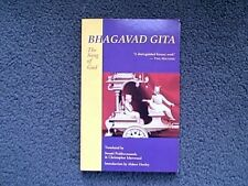 Bhagavad-Gita The Song of God Translated by Swami Prabhavananda