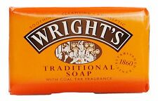 Wright's Traditional Soap with Coal Tar Fragrance 125g