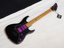 DEAN Jacky Vincent X Custom 450 F electric GUITAR black Purple JCVX C450F- Floyd