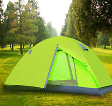 Gazelle Outdoor 2 Person Double Layer Waterproof Camping Hiking Backpacking Tent