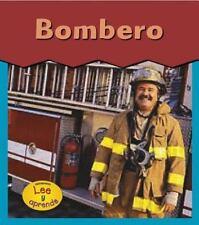 Bombero (Esto es lo que quiero ser) (Spanish Edition)