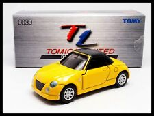 TOMICA LIMITED TL 0030 DAIHATSU COPEN TOMY 30 DIECAST CAR 1/54 15 NEW
