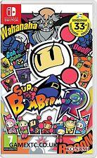 GAMEXTC nouveau jeu Super Bomberman R (commutateur de Nintendo)