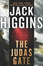 The Judas Gate by Jack Higgins (2011, Hardcover)