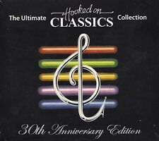 [NEW] 4CD: THE ULTIMATE HOOKED ON CLASSICS COLLECTION - 30TH ANNIVERSARY EDITION
