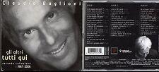 CLAUDIO BAGLIONI  box 3 CD gli ALTRI TUTTI QUI seconda collezione FUORI CATALOGO
