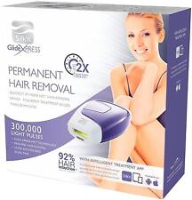 Silk'n Glide Xpress 300,000 Pulses Super Fast Permanent Hair Removal HPL Device