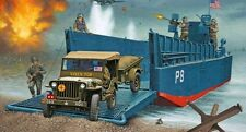 Revell 03000 D-Day LCM3 50' Landing Craft & 4x4 Vehicle Kit 1/35 Scale FREE Post