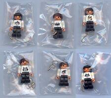 Felix Le Chat Set de 6 Straps Figurine Diablock Concept Porte clé Bijou Portable