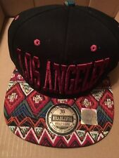 Headlines Snap back Hat Los Angeles Aztec ? Cultural Patterns ? Multi Colored