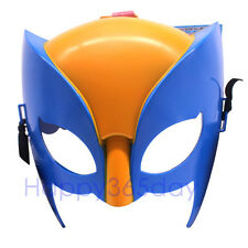 Super Hero Wolverine Marvel Avenger MASK Halloween Party Costume Cosplay Kid Toy