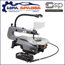 "SIP 01947 16"" SCROLL SAW WITH FLEXI-DRIVE SHAFT"