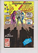 Uncanny X-Men #244 VF- first appearance of jubilee - de x-mannen 88 foreign