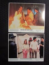 "2001 THE MAN WHO WAS'NT THERE Original Movie Stills 8x10"" VF 8.0 LOT of 8"