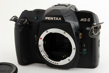 [Near MINT] Pentax MZ-S 35mm SLR Film Camera Black Body From Japan a00080