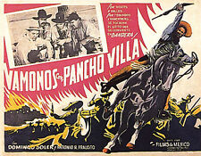 LET'S GO WITH PANCHO VILLA (1936)  * with English and Spanish subtitles *