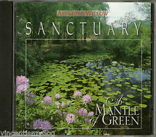 Ashmore / Willow - Sanctuary : A Mantle Of Green -CD of beautiful ambient nature