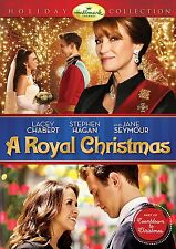 A ROYAL CHRISTMAS (Jane Seymour) - DVD - Region 1 - Sealed