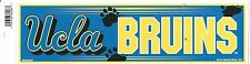 UCLA BRUINS OFFICIALLY LICENSED NCAA STICKER / DECAL