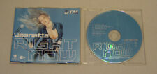 Single CD Jeanette Biedermann - Right Now  4 Tracks + Video Part  2003 Ewig 96
