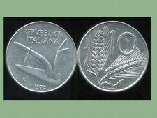 ITALIE ITALY  10 lire 1976   ( bis )