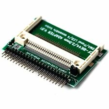 IDE 44 Pin Male to CF Compact Flash Male Adapter Connector LW