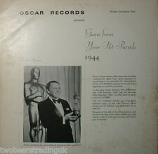 """FRANK SINATRA - Gems From """"Your Hit Parade"""" 1944 (Italian 12 Tk 1981 Private LP)"""