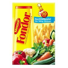 3 x MAGGI Fondor Universal Refill Bags  (Made in Germany) **BEST PRICE**