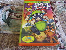 ~NICKELODEON~THE RUGRATS MOVIE~VIDEO VHS TAPE TOMMY CHUCKIE PHIL & LIL ANGELICA
