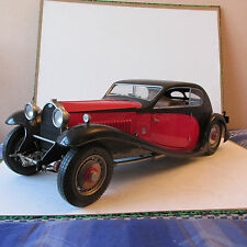 BUGATTI SURPROFILE POCHER 1/8 SCALE MODEL VINTAGE COLLECTOR