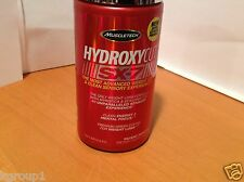 Hydroxycut SX-7 - Muscletech 140 Capsules Weight Loss Clean Energy Mental Focus