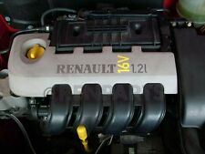 Renault Clio II 2000-2004 1.2 16V D4F 712 Engine + Fitting Service Included