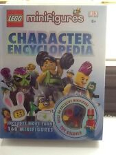 LEGO® Minifigures Character Encyclopedia, DK Book