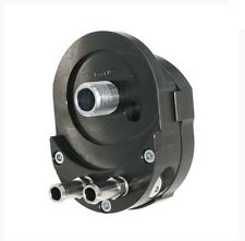 SUPPORT FILTRE A HUILE THERMOSTAT RADIATEUR HARLEY EVO & TWIN CAM AV