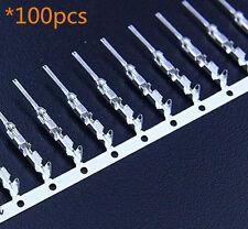 100pcs 2.54mm Dupont Jumper Wire Cable male Pin Connector (mâle Connecteur)