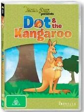DOT AND THE KANGAROO (Animated feature)  -  DVD  UK Compatible region 0